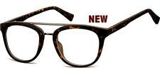 SUNOPTIC CP 135 D Brille Fassung Hornbrille Kunststoff Brillenfassung Neu Optik