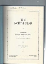 AKRON OH - NORTH HIGH SCHOOL - THE NORTH STAR - 1927