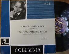 KLEMPERER / BACH - MOZART / COLUMBIA WSX 610