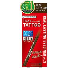 K-palette Japan 1 Day Tattoo Real Lasting Liquid Makeup Eyeliner 24h WP Bb01 (brown Black)