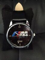 BMW M Power Armbanduhr Unisex M1 M2 M3 M4 M5 M6 F10 F80 F82 F06 F87 E36 E60 E90