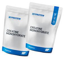Myprotein Creatin Créatine Monohydrate 2000 g Sachet Poudre 2 kg Créatine My Protéines