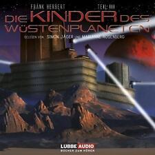 Die Kinder des Wüstenplaneten`~ Der beste Science Roman aller Zeiten ~17 CDs OVP