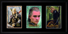 Legolas (Orlando Bloom) - Framed Triple Postcard Set PB0186