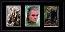 Legolas (Orlando Bloom) Framed Photographs PB0186