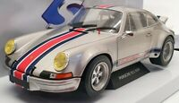 Solido 1/18 Scale Model Car S1801112 - 1973 Porsche 911 RSR - Silver
