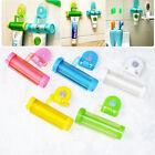 Plastic Bathroom Home Tube Rolling Holder Squeezer Easy Toothpaste Dispenser