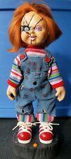 Mini Chucky Good Guys Doll Animated Figurine Bride Of Chucky Gemmy 2007