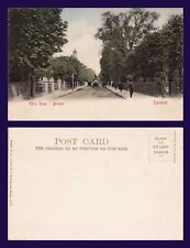 UK LONDON BRIXTON EFFRA RD PUBLISHED BY STENGEL UNDIVIDED BACK CIRCA 1905