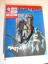 Eaglemoss Best of DC Comics Super Hero Figurine Collection #1 Batman & Magazine
