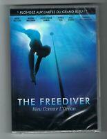 THE FREEDIVER - BLEU COMME L'OCÉAN - 2004 - DVD - NEUF NEW NEU
