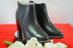 Ted Baker Hiharu 2 Leather Ankle Boot Black **RRP:£159.99** UK 4 Eur 37