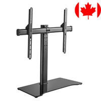 "Universal Tabletop Stand for TV +AV Component TV 32"" to 55"" LED LCD flat panel"