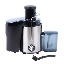 400W Electric Juicer Machine Slow Fruit Juice Extractor Maker Blender Dual Speed