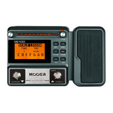 Used Mooer GE100 Multi Effects FX Micro Guitar Effects Pedal!