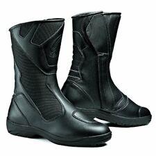 Sidi Way Mega Tepor Black Street Motorcycle Boots