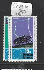 TOKELAU ISLANDS   (P1909B)    SC   33-6  MOG