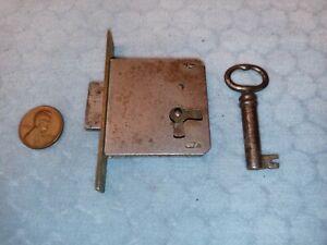 Cabinet Door/Drawer Lock Full Mortise Eagle