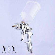 1.4mm + 1.7Mm Hvlp Gravity Feed Spray Paint Gun Kit w/Regulator