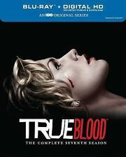 True Blood: The Complete Seventh Season (Blu-ray Disc, 2014, 4-Disc Set)