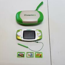 Leap Frog Leapster GS Explorer with Stylus Case & Games Free Shipping