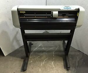 Summa cut d60 vinyl cutter plotter