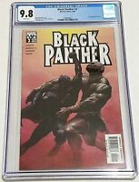 Black Panther #2 CGC 9.8 NM/MT White Pages Marvel 2005 1st Appearance of Shuri