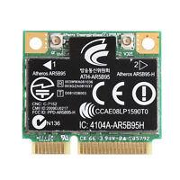 Wireless 150M 802.11b/g/n Half Mini PCI-E Card For HP Atheros AR5B95 605560-005