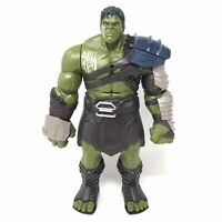 Hulk - Thor Ragnarok Figure Talking Battery Operated Hasbro Marvel Toy 2017