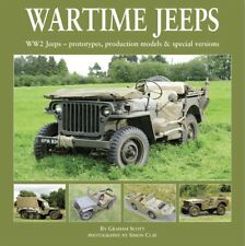 Wartime Jeep (Willys MB Bantam Ford WW2 prototypes special versions) Buch book