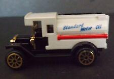 "PREOWNED 2""X3"" PLASTIC STANDARD OIL TANKER TRUCK (111916)1"