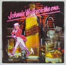 Johnny Walker Whisky 45 tours Publicitaire 1985