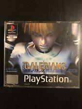 Galerians PS1/PSX (UK PAL)