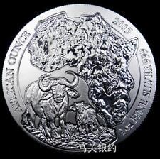 Banki Nkuru Yu Rwanda 2015 Silver .999 1 oz Coin (UNC)