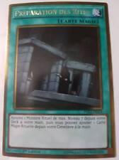Carte Yu-Gi-Oh! PGL2-FR054 Préparation des Rites (Gold/Secrete) 1ere Edition
