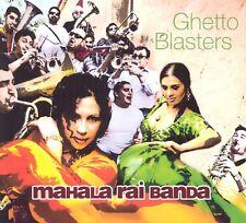MAHALA RAI BANDA - GHETTO BLASTERS  CD NEW+