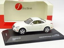 J Collection 1/43 - Lexus SC430 2005 Blanche
