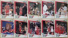 Michael Jordan 1997-98 Upper Deck Collector's Choice Catch 23 Subset