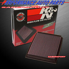 """IN STOCK"" K&N 33-2209 HI-FLOW PANEL AIR INTAKE FILTER 2000-2009 AUDI A4 B6 B7"