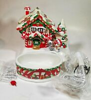 Dept 56 Lighted M&M's Christmas Candy House New Old Stock 2004
