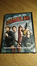 Zombieland (DVD, 2010) ~  Woody Harrelson  Emma Stone