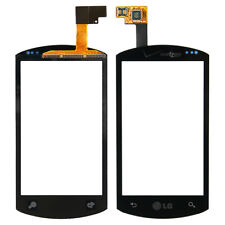 New LG OEM Touch Screen Digitizer Glass Lens for ALLY VS740 AXIS APEX - BLACK US