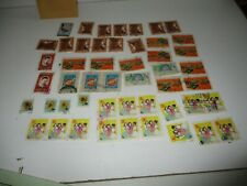 Postage Stamps: Vietnam, used, unsorted