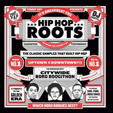 NEW Tommy Boy Presents: Hip Hop Roots (Audio CD)