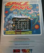 NEW FACTORY SEALED SPACE PANIC  GAME FOR COLECOVISION RARE CBS VERSION