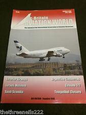 AIR BRITAIN AVIATION WORLD - SAAB SCANDIA - JUNE 2009