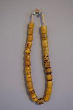 Beads Amber Strand Ethiopian Burnt Tribal Amber