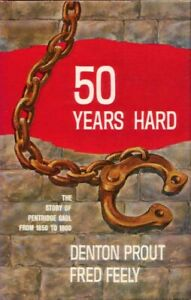 50 Years Hard Story of Pentridge Gaol BOOK History Melbourne Victoria Prison