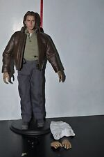 """HOT TOYS 1/6 12"""" FIGURE POLICE DETECTIVE OUTFIT CUSTOM"""