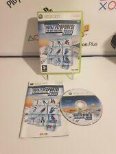Xbox 360-Winter Sports 2009-mit Anleitung-PAL